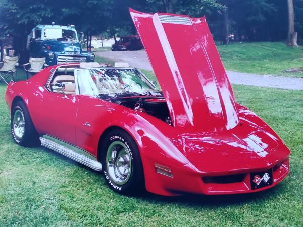 Photo 1975 chevy Corvette - $13500 (Morgantown)