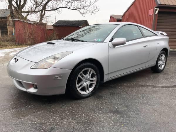 Photo 2002 Toyota Celica GT - $3,950 (Latrobe)