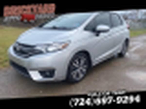 Photo 2015 Honda Fit EX-L CVT - $8,900 (Darington)