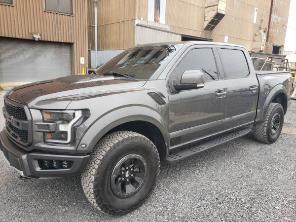 Photo 2017 Ford Raptor (loaded) - $51,000 (Mount Storm)