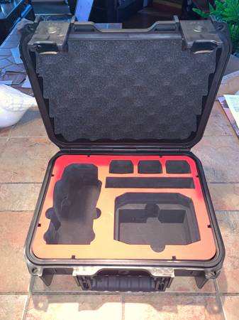 Photo Carrying Case-Waterproof Box for DJI Mavic Air 2 Drone and Drone Assy - $50 (FAIRMONT)