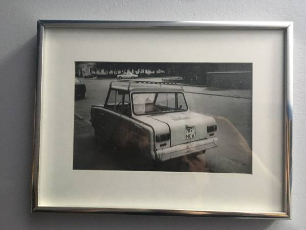 Photo Framed Photos of Soviet Cars (3) - $30 (Pittsburgh)