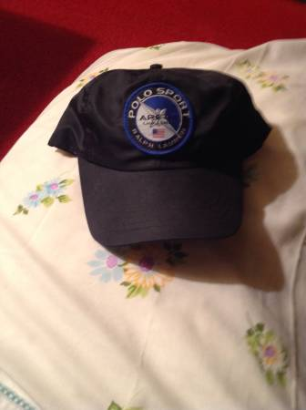 Photo Polo sport artic challenge hat rare - $100 (White oak)