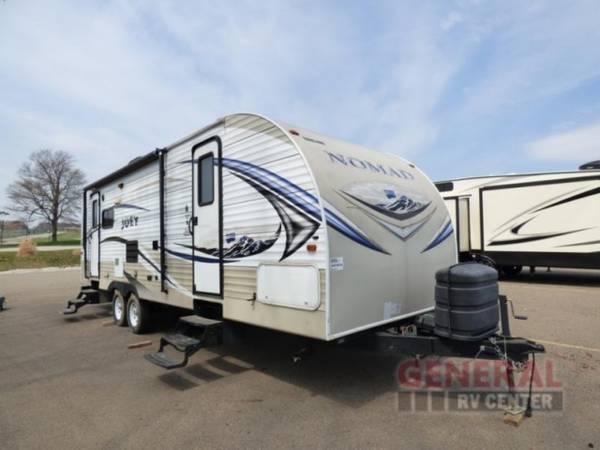 Photo Travel Trailer 2013 SKYLINE Nomad Joey Select 272 - $23,999