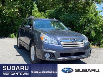 Photo Used 2014 Subaru Outback 2.5i for sale