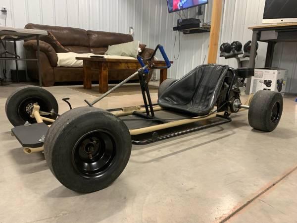 Photo Vintage Go Kart - $400 (Fort Ashby)