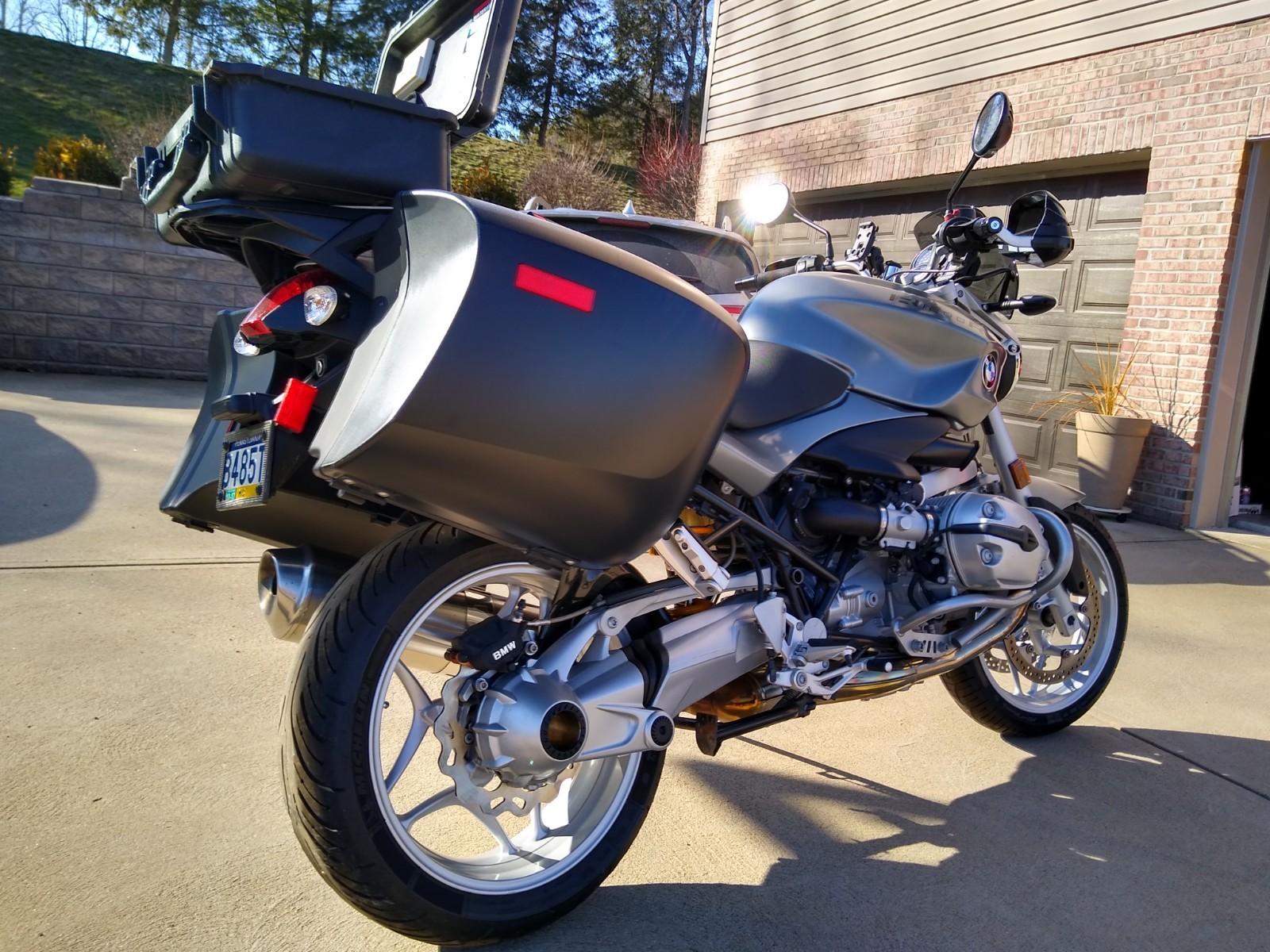 Photo 2009 BMW R 1200 R $7500