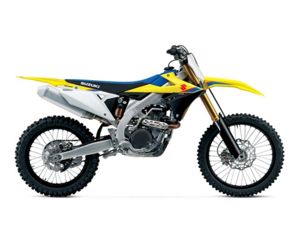Photo Used 2019 Suzuki Dirt Bike Motorcycle  $6979