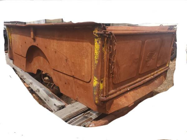 Photo 1948-52 Ford 1 ton Express Bed - $800 (Wilson Creek)