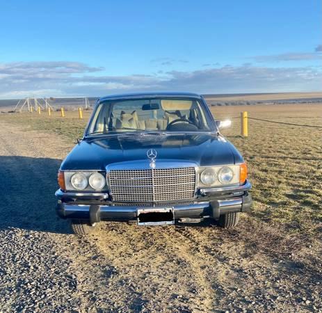 Photo 1974 Mercedes Benz 450 SEL - $3,200 (Warden)