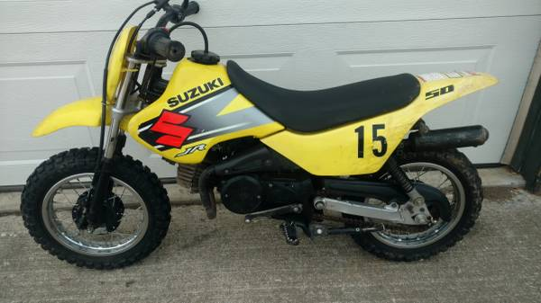 Photo 2002 Suzuki JR50 - $1,100 (Coeur d39Alene)