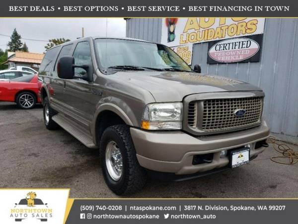 Photo 2004 Ford Excursion Eddie Bauer - $13,980 ($500 down you39re approved)