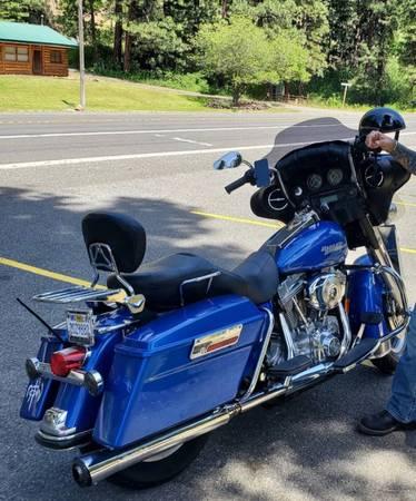 Photo 2007 Harley Davidson Electra Glide - $10,000 (YakimaSelah)