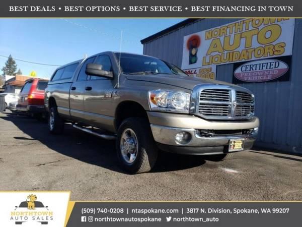 Photo 2008 Dodge Ram 3500 RAM 3500 Laramie - $22980 ($500 down you39re approved)