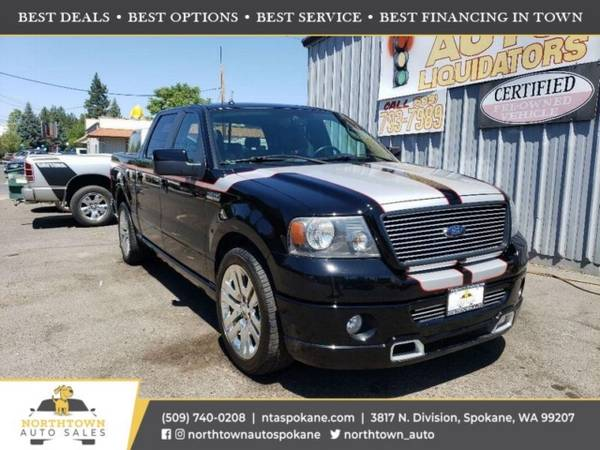 Photo 2008 Ford F-150 FOOSE EDITION - $24,980 ($500 down youre approved)