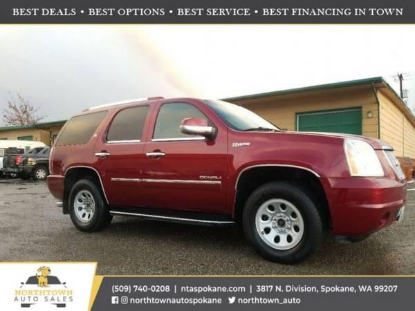 Photo 2010 GMC Yukon Hybrid Denali - $14,980 ($500 down you39re approved)