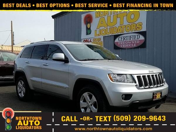 Photo 2011 Jeep Grand Cherokee Laredo ($500 down you39re approved)