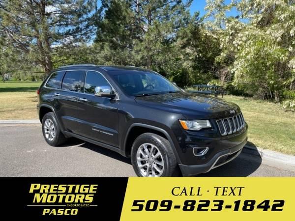 Photo 2015 Jeep Grand Cherokee Limited - $23,313 (_Jeep_ _Grand Cherokee_ _SUV_)