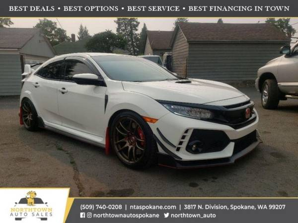 Photo 2019 Honda Civic Type-R Touring - $41,980 ($500 down youre approved)