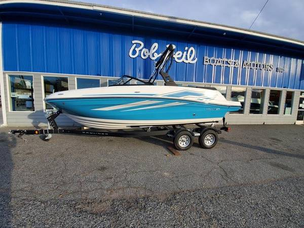 Photo 2021 BAYLINER VR5 avaiable for a limited time (east wenatchee)