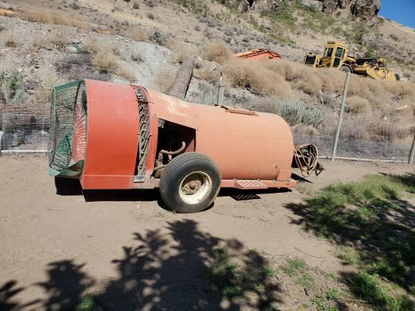 Photo 400 Gallon Sprayer For Sale - $3,400 (Wenatchee)