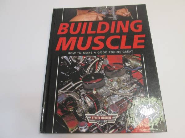 Photo Building Muscle how to make a good engine great - $15 (West Pasco)
