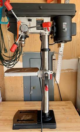 Photo Craftsman 12quot Drill Press - $150 (Moses Lake)