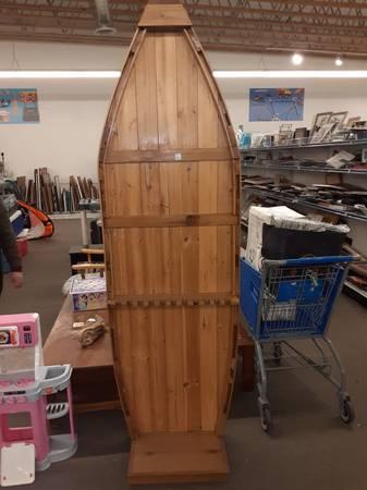 Photo Fishing pole holder - $85 (Wenatchee)