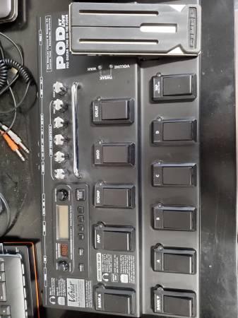 Photo LINE 6 POD XT LIVE Guitar Processor - $195 (Moses Lake)