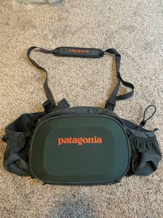 Photo Patagonia Stealth 6L Fly Fishing Hip Pack - $80 (Coeur d39Alene)