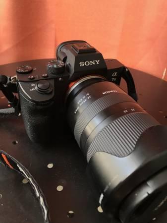 Photo Sony a7iii  Tamron Lens - $2,600 (Sandpoint)