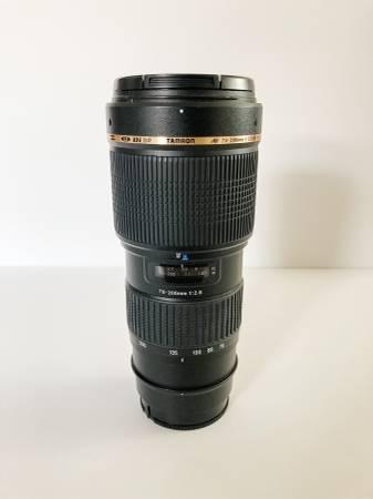 Photo Tamron 70-200 f2.0 Sony A-Mount Lens - $450 (Wenatchee, WA)