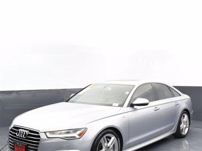 Photo Used 2016 Audi A6 3.0T Premium Plus for sale