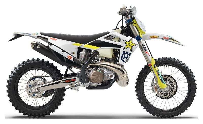 Photo 2021 Husqvarna TE 300i Rockstar Edition $10899