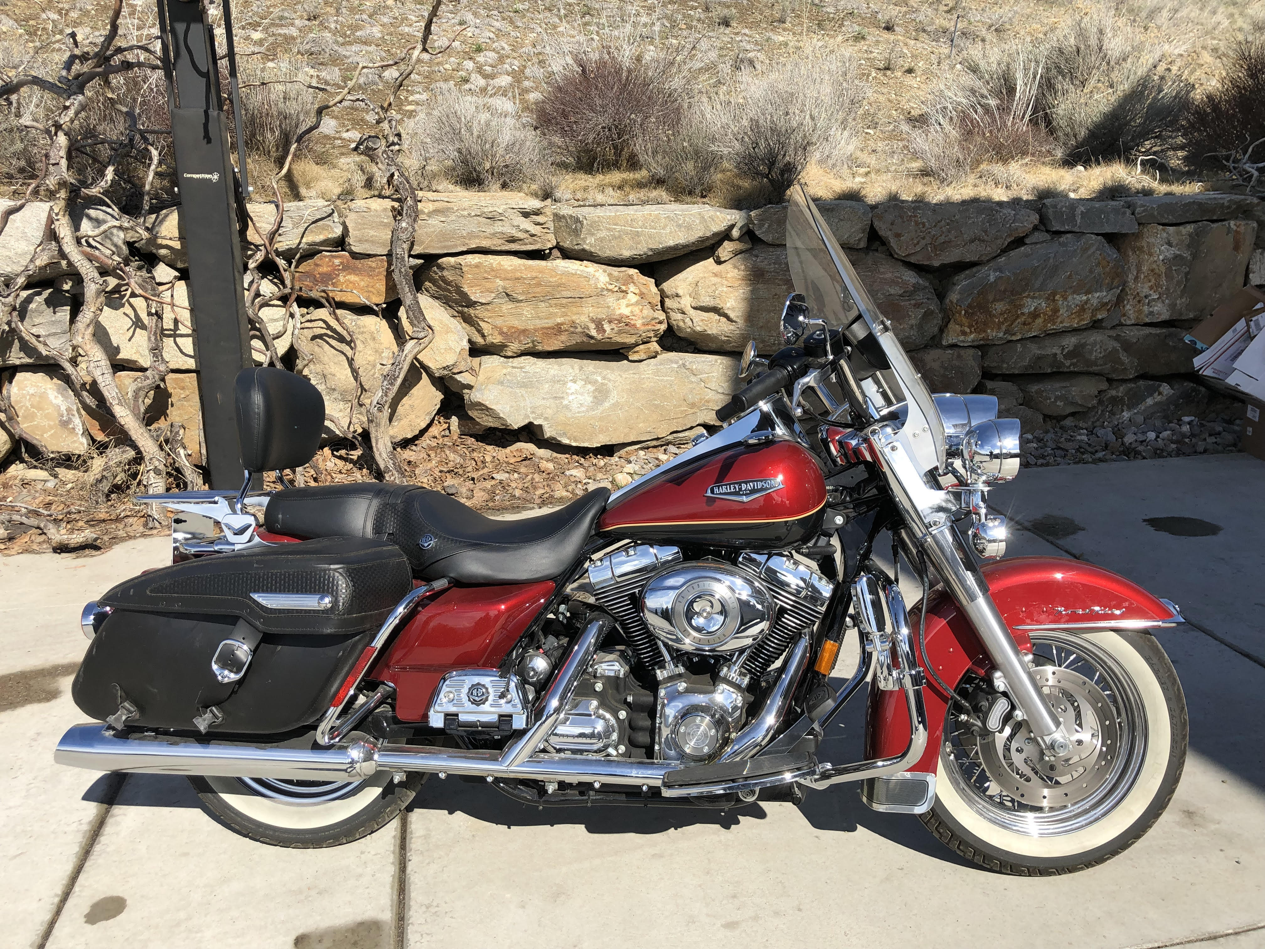 Photo 2007 Harley-Davidson ROAD KING CLASSIC $212.00212.00