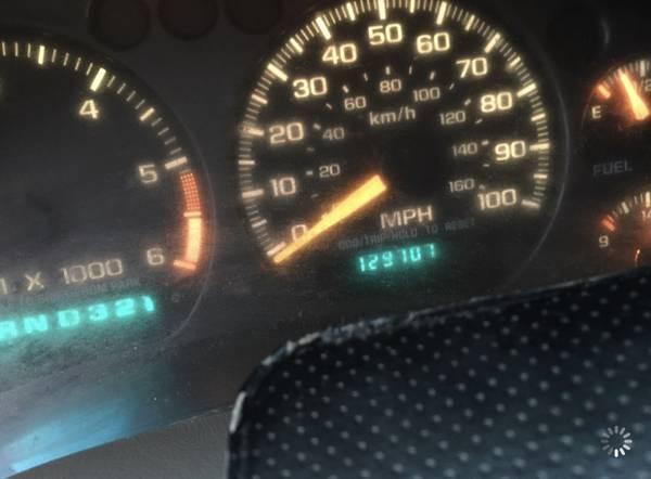 Photo 2000 Chevy Blazer LS 4x4 - $3395 (Yorktown,IN)