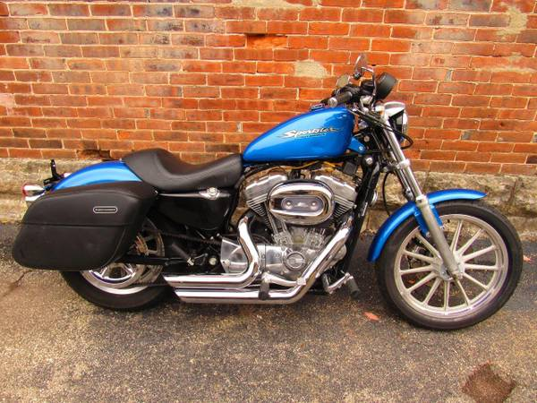 Photo 2004 Harley-Davidson XL883 Sportster - $3,299 (Williams Vintage Cycle - Xenia, OH)