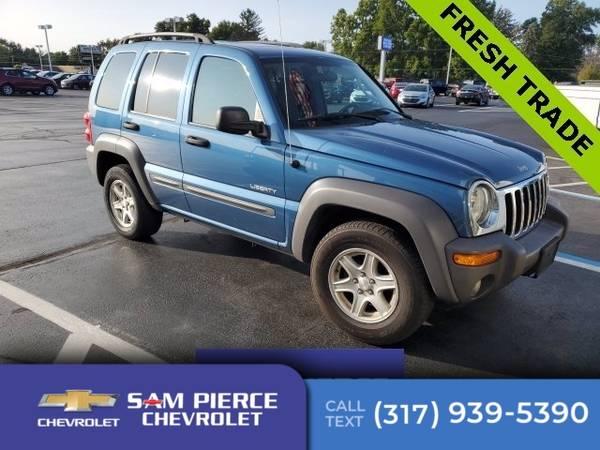 Photo 2004 Jeep Liberty Sport - $4,995 (_Jeep_ _Liberty_ _SUV_)