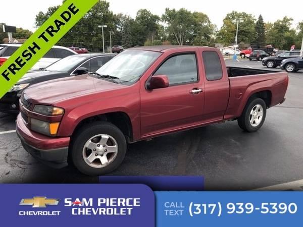 Photo 2010 Chevrolet Colorado 1LT - $8,395 (_Chevrolet_ _Colorado_ _Truck_)