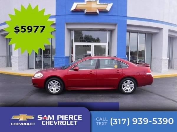 Photo 2012 Chevrolet Impala LT - $5,985 (_Chevrolet_ _Impala_ _Sedan_)