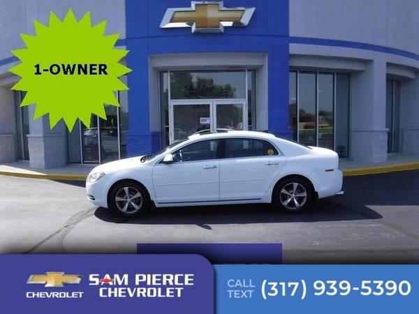 Photo 2012 Chevrolet Malibu LT - $8,995 (_Chevrolet_ _Malibu_ _Sedan_)