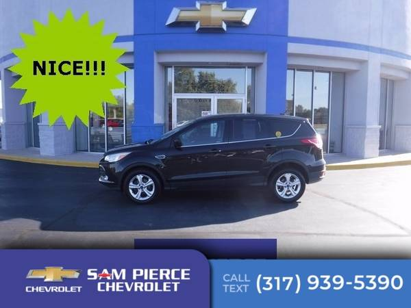 Photo 2014 Ford Escape SE - $11,495 (_Ford_ _Escape_ _SUV_)