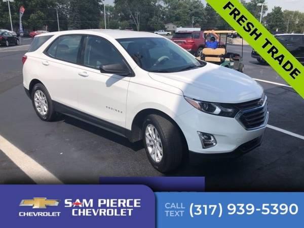 Photo 2018 Chevrolet Equinox LS - $18,695 (_Chevrolet_ _Equinox_ _SUV_)