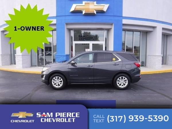 Photo 2018 Chevrolet Equinox LT - $18,525 (_Chevrolet_ _Equinox_ _SUV_)