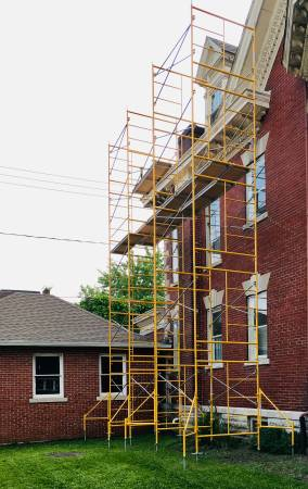 Photo 2 4039 Scaffolding Towers that make 3 - $4,500 (Muncie)
