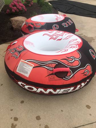 Photo 2 Connelly Big O Tubes - $50 (Lake James)