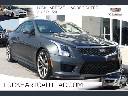 Photo Certified 2017 Cadillac ATS V Coupe for sale
