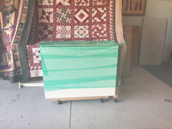 Photo Cutting table for sewing or quilting - $100 (Anderson)