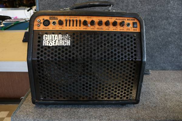 Photo Guitar Research Acoustic Guitar Amp - $79 (Anderson)
