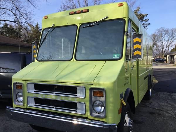 Photo Ice Cream Step Van  Food Truck - $1 (Dublin Ohio)